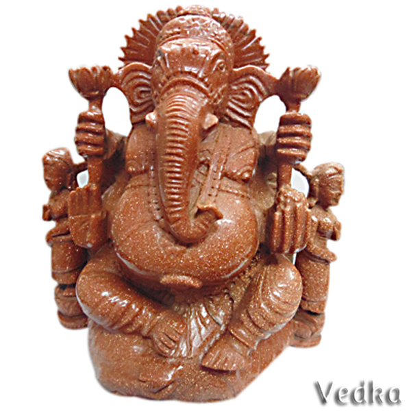 Quality India Hindu God redsunsitra Figure Elephant God Statue Ganesh Home Decor  Sculpture