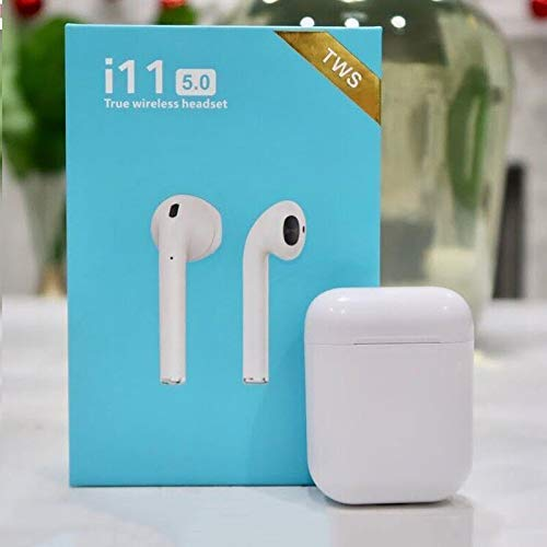 I 11 5.0 Wireless Headphone with Portable Charging