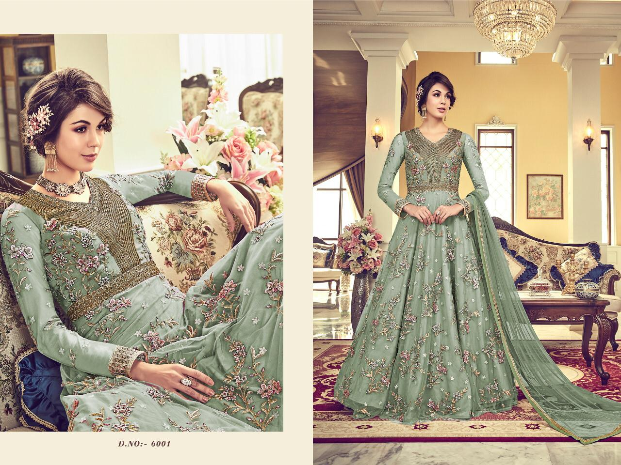 Heavy Net With Embroidery and Cording - Stone Work  Lehenga With Bottom and Dupatta