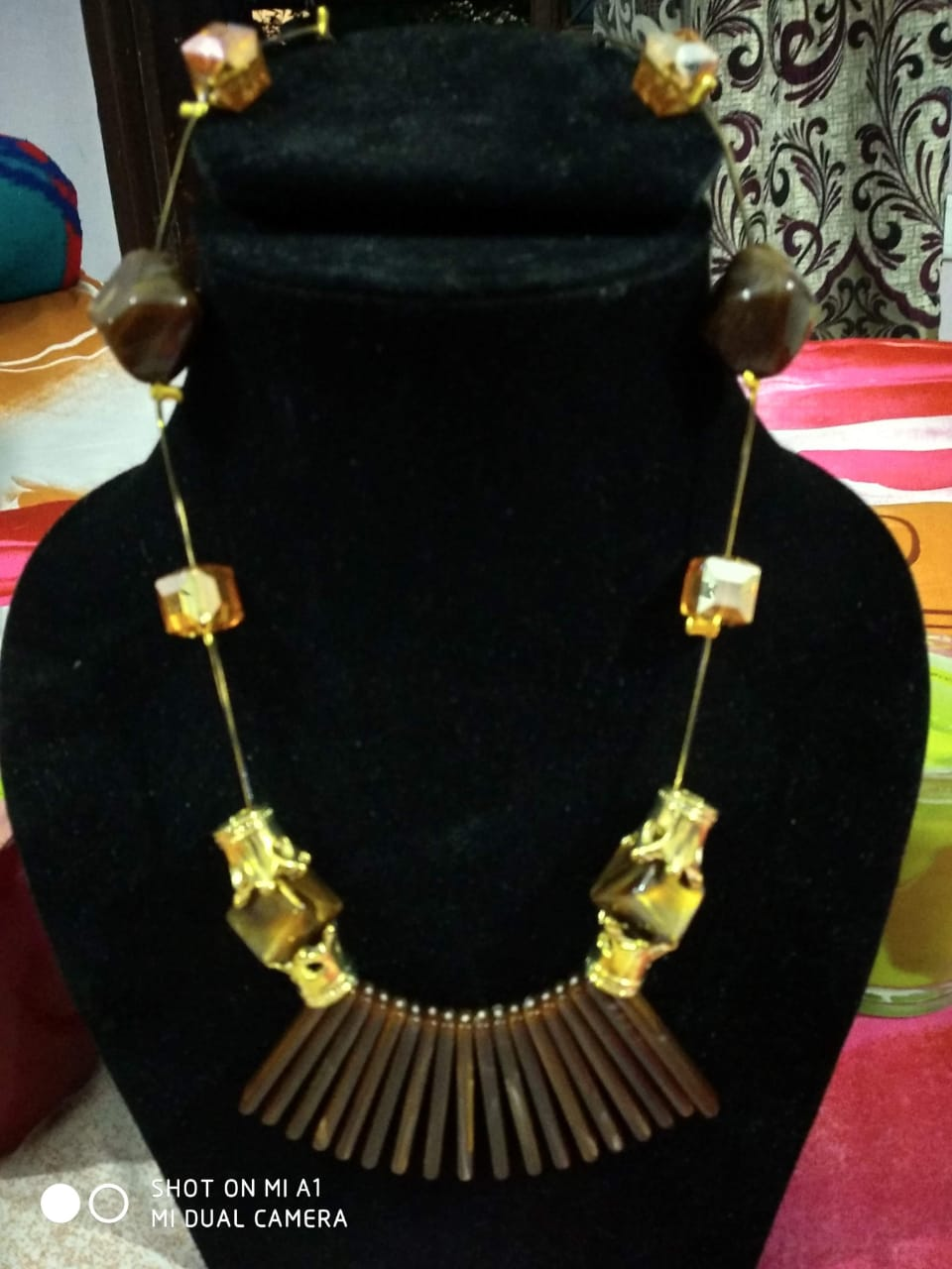 Party Wearing Or Casual Designer Necklase