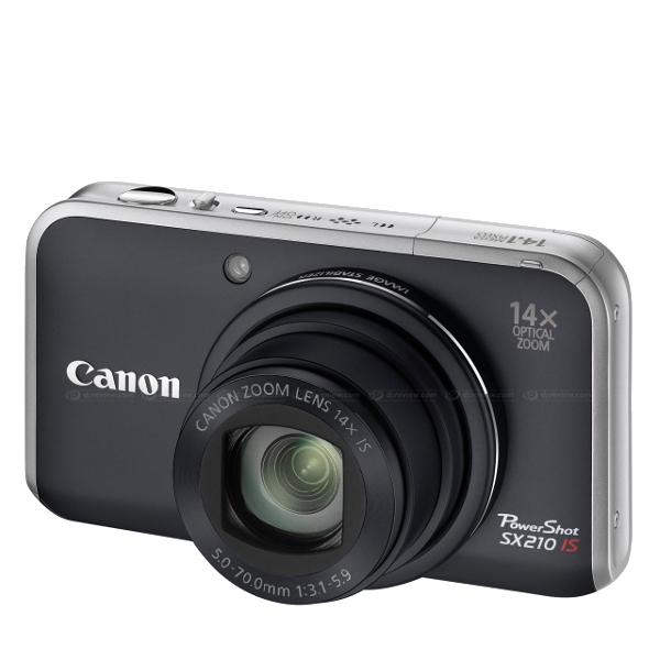CANON POWERSHOT SX210IS