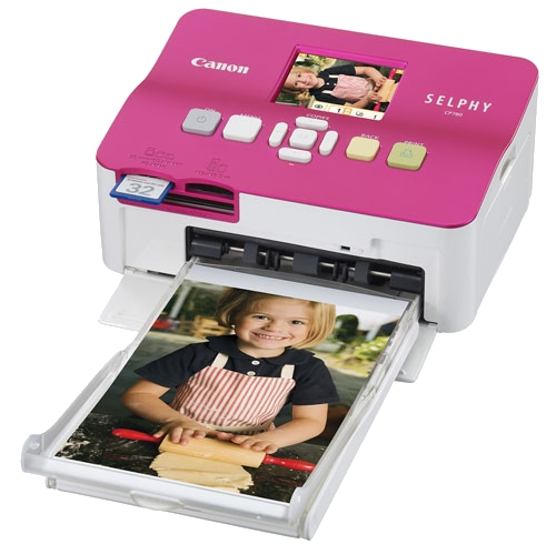 CANON PHOTO PRINTER CP780