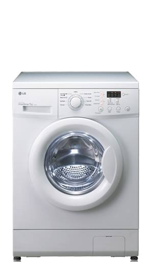 LG WASHING MACHINE - FRONT LOAD