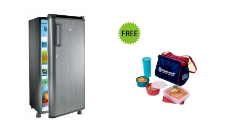 WHIRLPOOL REFRIGERATOR FUSION SUPREME 200LTRS