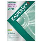 Kaspersky Internet Security 3 PC 1Year